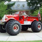 The ultimate firetruck