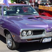 1970 Dodge Super Bee 426 Hemi Fastback