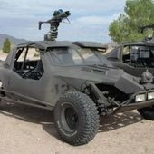 Zombie apocalypse vehicle