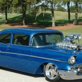 '57 Chevy Bel Air