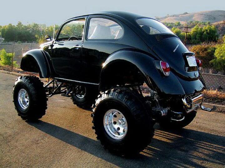 Vw Bug 4x4