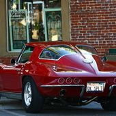 1963 Corvette Sting Ray Coupe