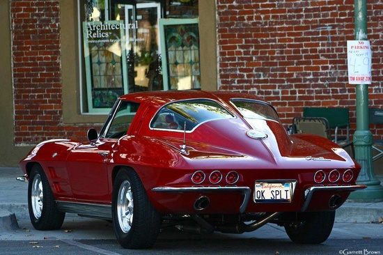 1963 corvette sting ray coupe for 1963 split window corvette stingray