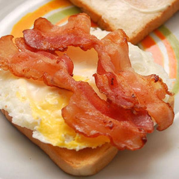 Сэндвич с беконом рецепт с фото