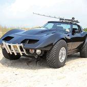 Beach Corvette - this thing is incredible!