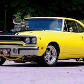 70 Plymouth Roadrunner