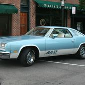 1976 Oldsmobile Cutlass 442