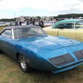 1970 Plymouth Road Runner Superbird 440
