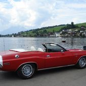 1970 Dodge Challenger R/T 440 Convertible