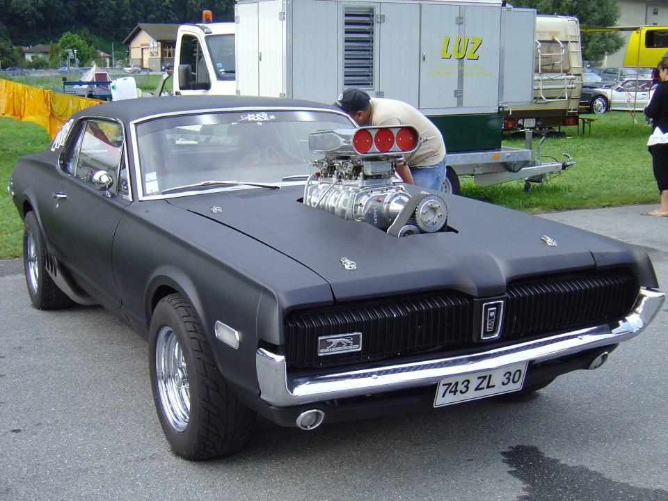 1967 68 Mercury Cougar