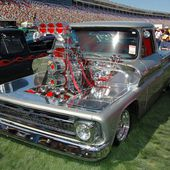Hot chevy truck