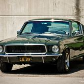 1968 Ford Mustang GT390