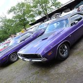 1970 Dodge Challenger 440 vs 1970 Plymouth 'Cuda