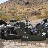 Military hot rod