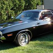 ☆ 1970 Challenger R/T 440 SixPack