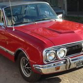Ford Falcon Futura 221 XP, 1972