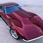 Chevrolet Corvette Stingray, 1969