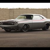 Absolutely gorgeous 1970 Dodge Challenger