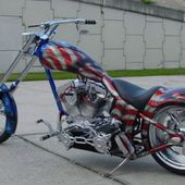 American Made!! Born in the U.S.A. :)