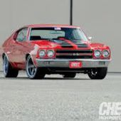 1968 Chevelle SS 454
