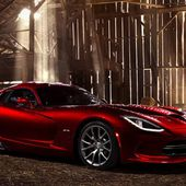 Dodge SRT Viper...American muscle never looked this good.