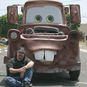 Amazing real life Mater!