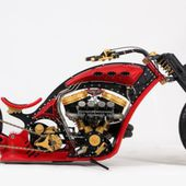 Awesome custom bike
