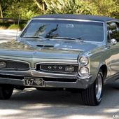 1967 GTO. My favorite muscle car of the 60's. And what is yours....?