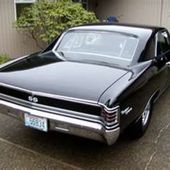 1967 Chevrolet Chevelle SS Coupe
