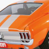 Mustang Fastback 67′