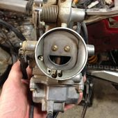 Happy carburetor ;-)