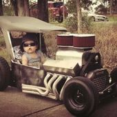 Home made rat rod