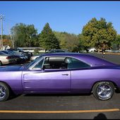 1968 Dodge Charger 440 CI, Automatic