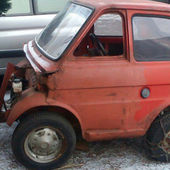 Is This The World's Smallest Snowplow?