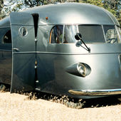 1937 Hunt House Car.