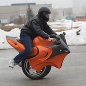 uno one wheel motorcycle
