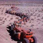 Off-Highway Road Train