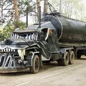 Rat Rod 18 Wheeler
