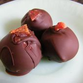 Bacon Cookie Dough Truffles