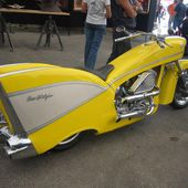 1957 Chevy Motorcycle