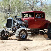 hot rod for mud