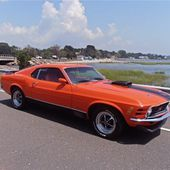 1970 FORD MUSTANG MACH I 351