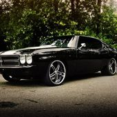 Chevelle SS with a Big Block 576