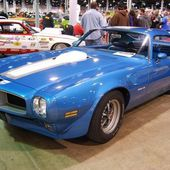 1970 Pontiac Firebird Trans Am.