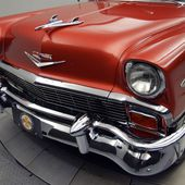 1957 Chevy front end
