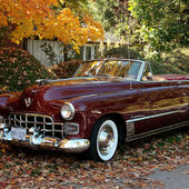 1948 Cadillac Series Sixty Two Convertible