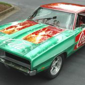 Coke Bottle Dodge Charger