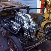rat rod engine