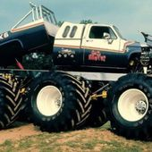 Big Brutus 6x6x6 Monster Truck