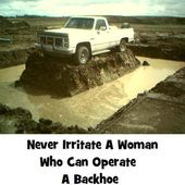 Never irritate a women